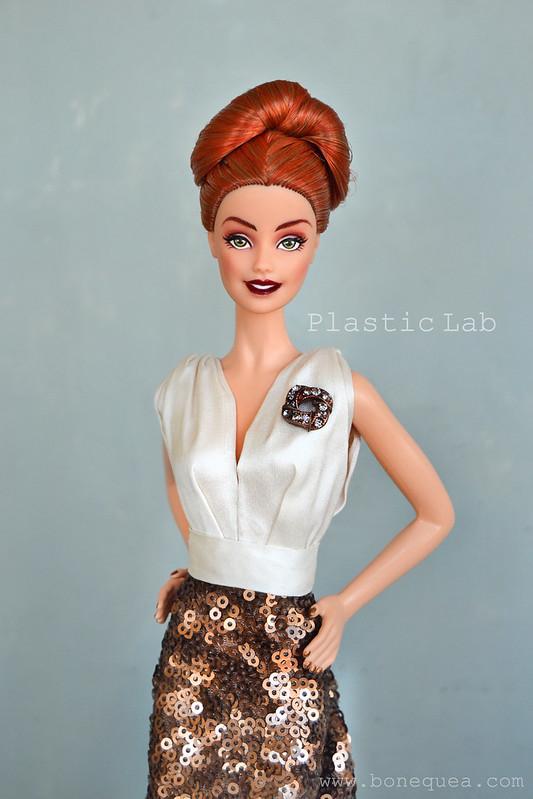 Plastic Lab: Donación para la Rifa Solidaria de la Convención Nacional de Coleccionistas de Barbie en España 2015