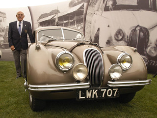 2003 Jaguar XK News Conference | by cornelisruitenberg