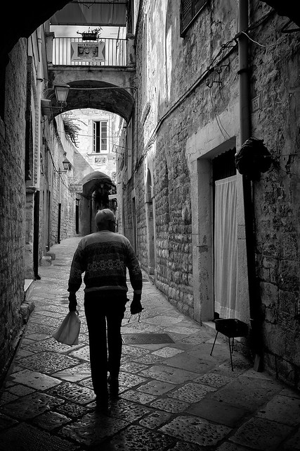 Back home - Trani - Puglia