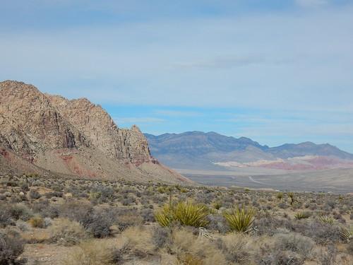 Onderweg naar Death Valley - 2