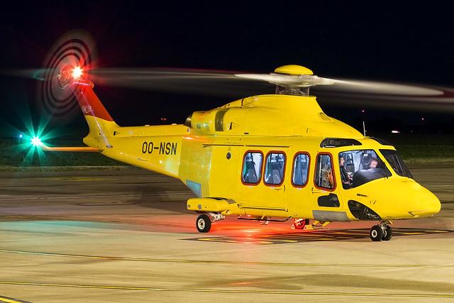 Noordzee Helikopters Vlaanderen   AgustaWestland AW139   OO-NSN