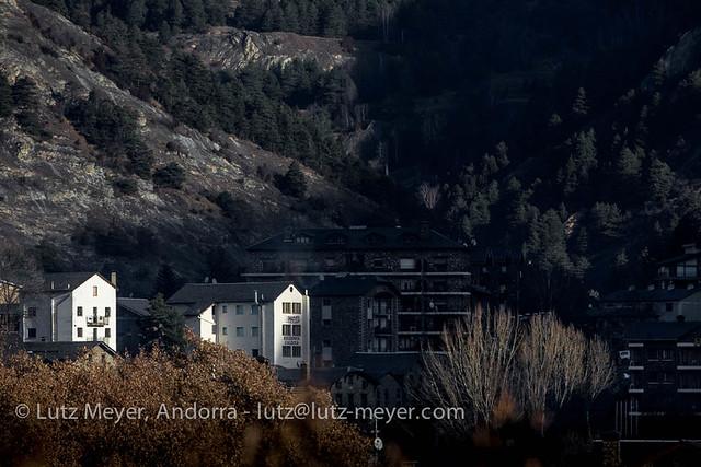 Andorra rural: La Massana, Vall nord, Andorra
