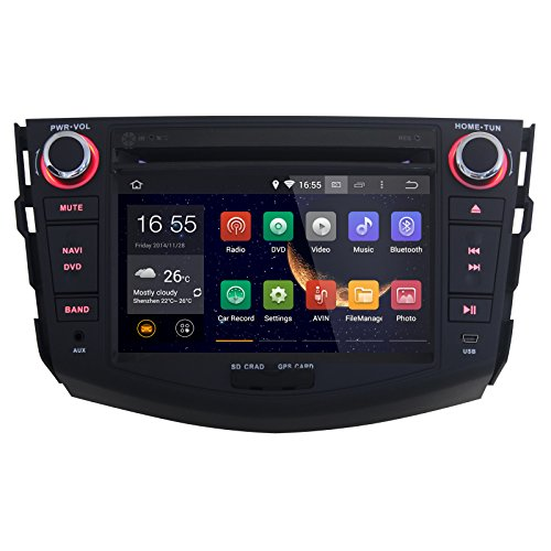 Carfond 7 inch Android 4 4 4 In Dash Double Din 800*480 HD… | Flickr