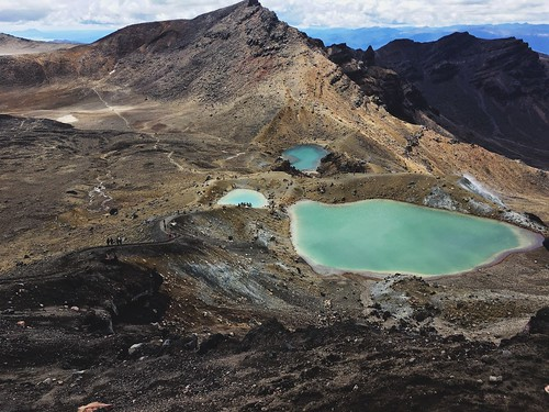 Emerald Lakes - Tongariro Alpine Crossing | by lady3jenn