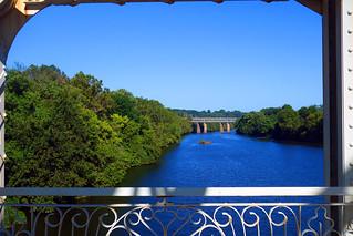 Schuylkill River in Fairmount Park, Philadelphia