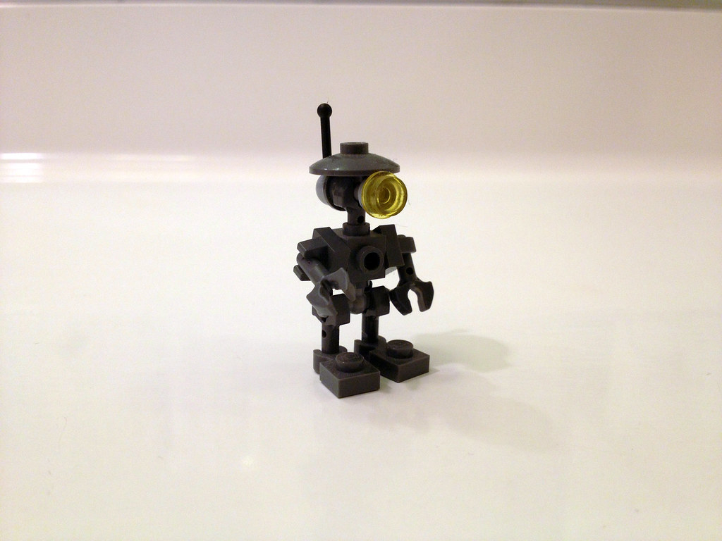 Lego Minifig Camera : Lego minifig scale pit droid moc i wanted to take another u2026 flickr