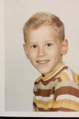 Ken in 3rd Grade