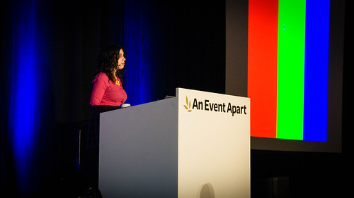 Lea Verou goes deep on web color at #aeabos 2014   by Jeffrey