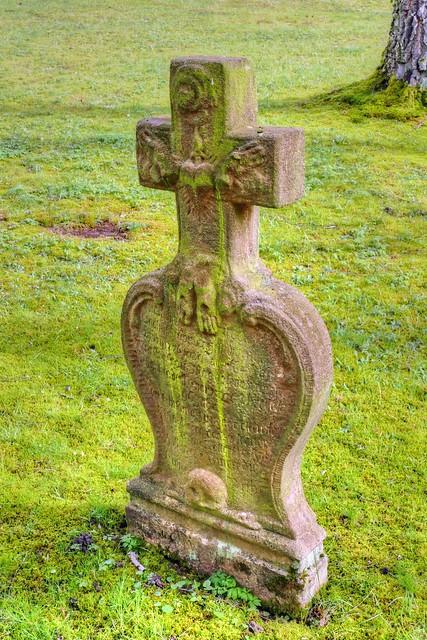 An Ancient Graveyard at Baden-Baden 17