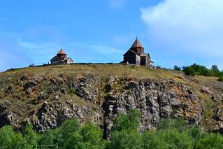 Sevanavank Monastery | by molrydz