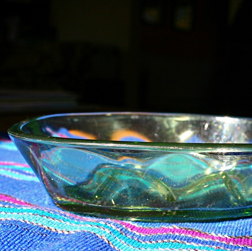 Thrift Find - Soap dish, $.95, Good Will, Mechanicsburg, PA | by josetteplank.com