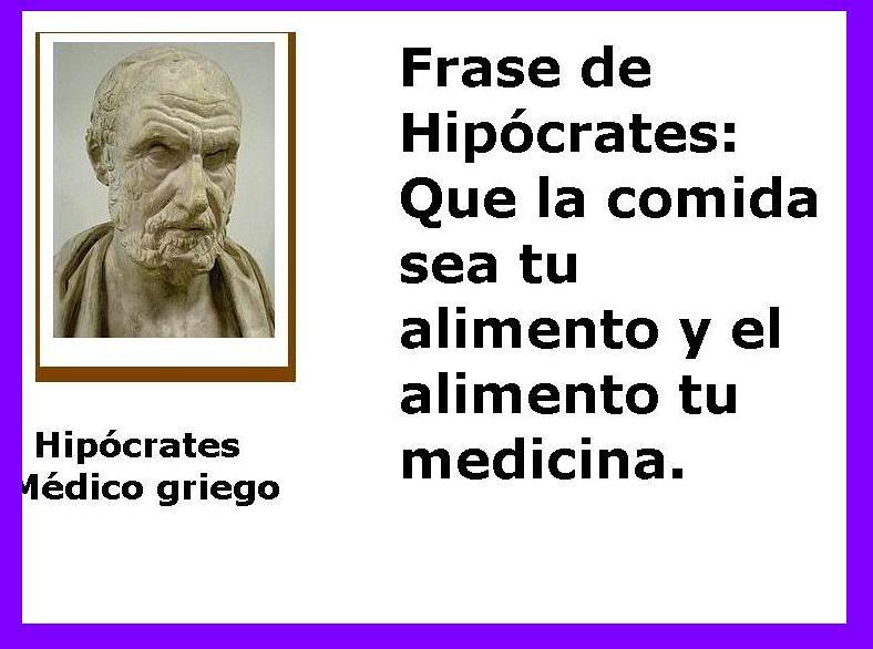 Hipocrates Foto Y Frase Tomas Zaragoza Flickr