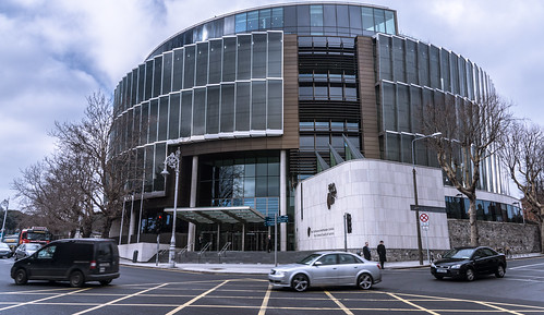 Criminal Courts of Justice, Dublin. | by infomatique