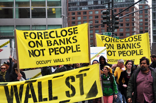 Occupy Wall Street March 16, 2012 | by Michael Fleshman