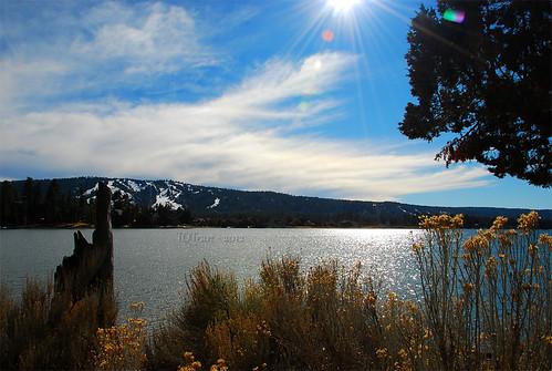 california ca city lake water pine bigbear
