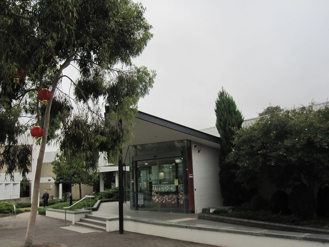 Glen Waverley Library