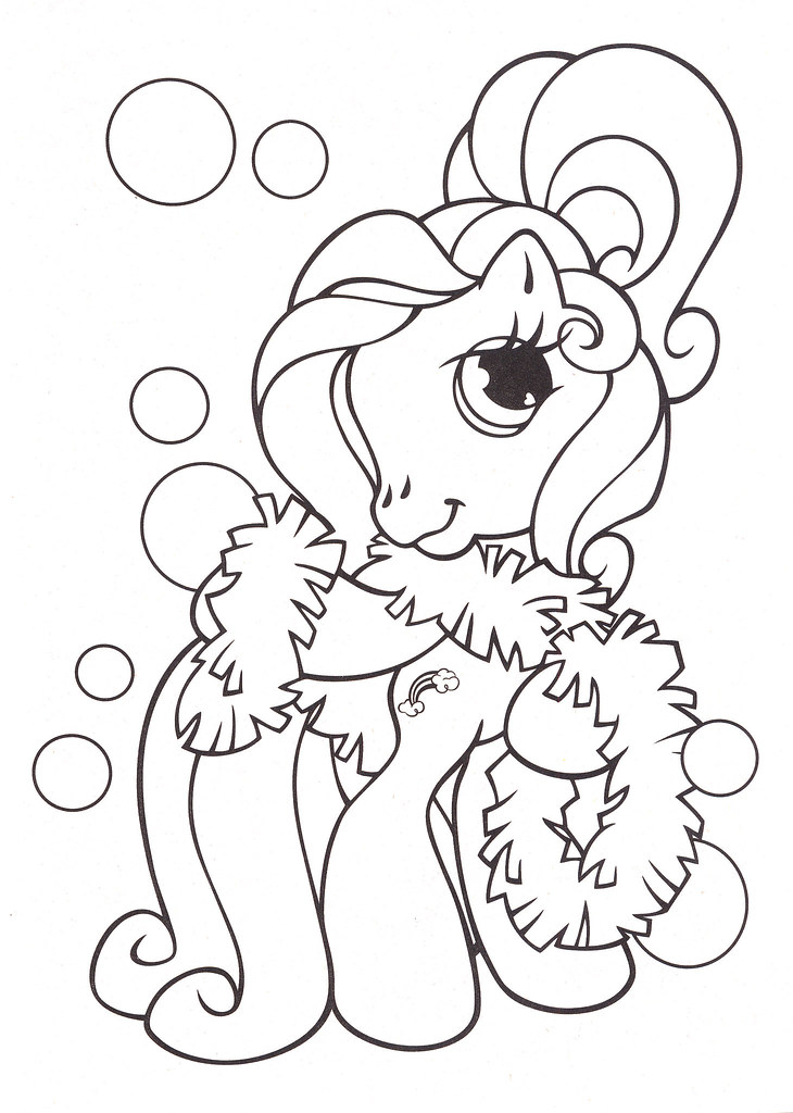 My-little-pony-coloring-pages-23 Coloringpagesforkids Flickr