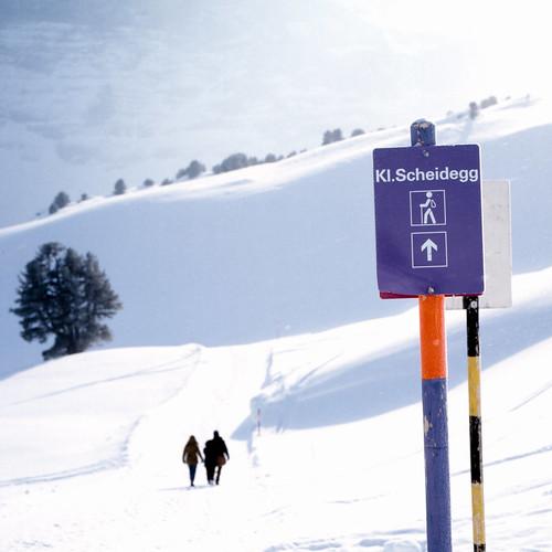 Snow Hike... by christian.senger