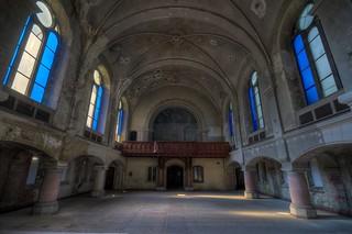 church P   by sureShut
