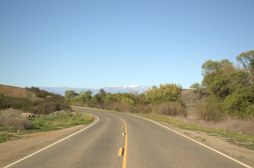 California countryside