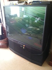 50inch Mitisubushi Rear Projection TV for Sale $500