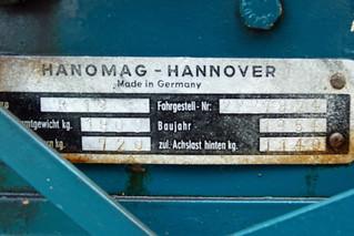 Baujahr 1954 aus Hannover-Linden