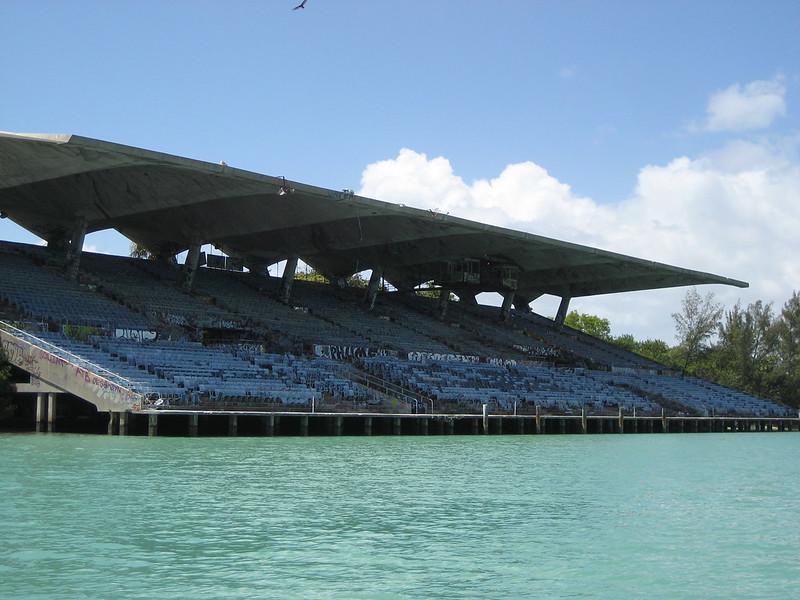 Miami Marine Stadium - Today