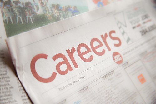 Newspaper - Careers | by flazingo_photos