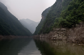 Gorge on Shennong Stream | by retrotraveller