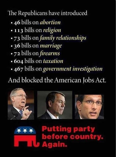 What Congressional Republicans Have Accomplished