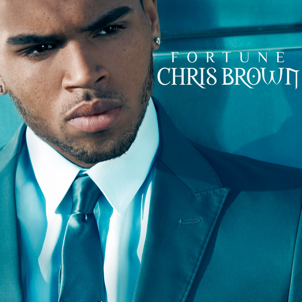 Chris Brown - Fortune (Album Cover)   Lilbadboy 0   Flickr