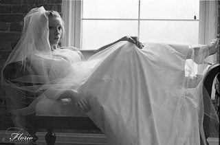 Bridal Portrait with Film | by chris_florio