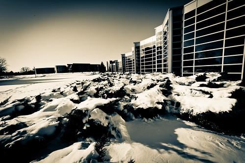 winter snow landscape scenes 2012 valpo vuca valparaisouniversity