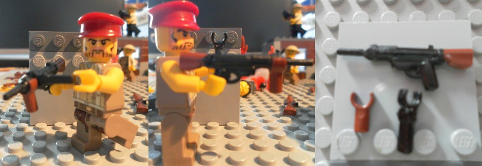 lego sten mk5 | first off thanks to Lit because with out see