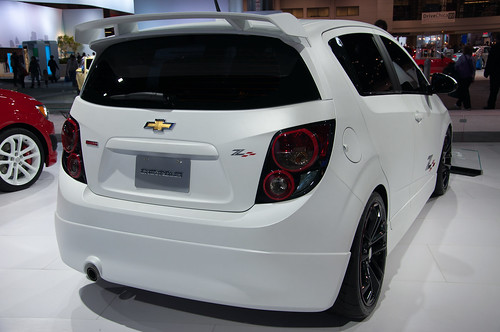 2012 Chevrolet Sonic Z-Spec 2 Photo