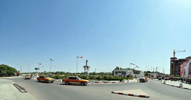 N'Djamena roundabout