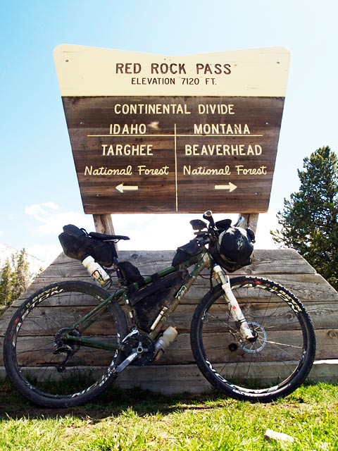 red_rocks_pass- Tour Divide Race