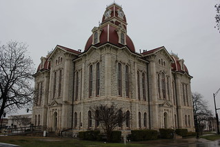 Parker County Courthouse, Weatherford, Texas   by TexasExplorer98