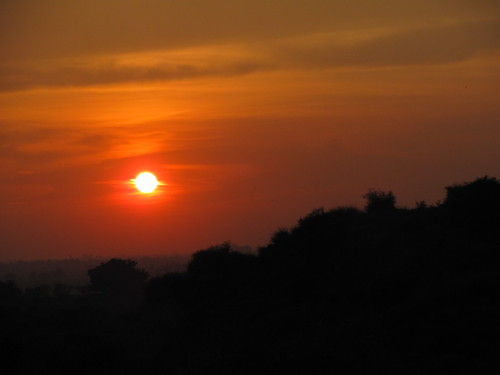 Sunset in Kashmir | by Sreenath H B