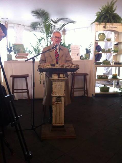 Historic Charleston Podium