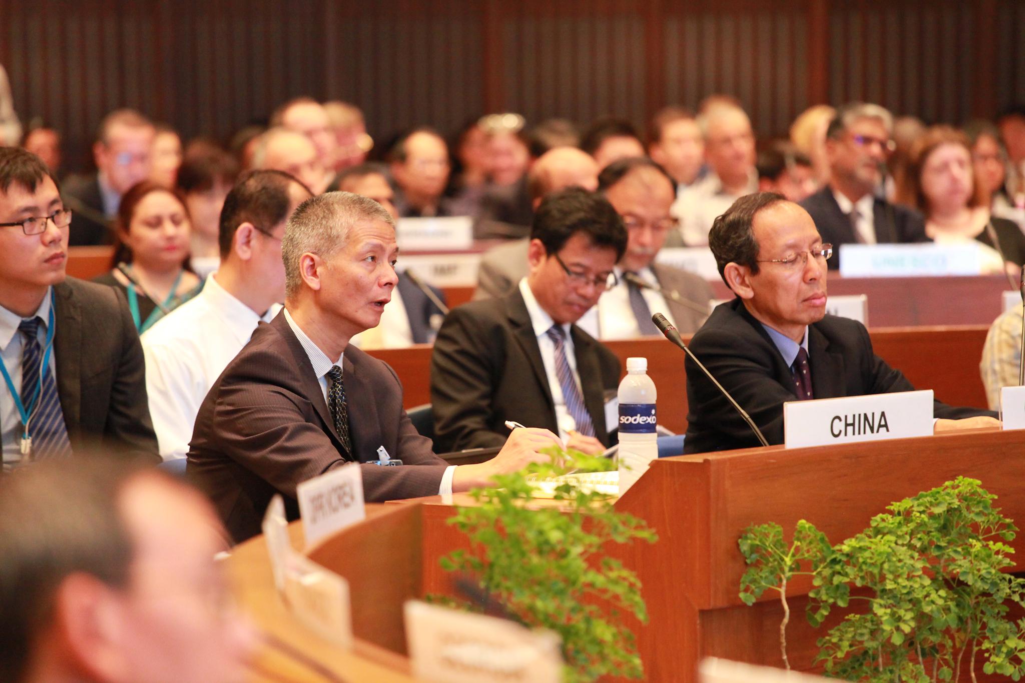 Delegates at APFSD 2016