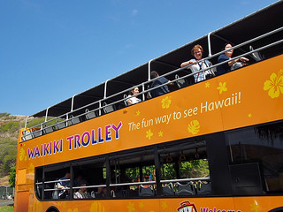Waikiki Trolly- Hanauma Bay -Joe 3 | by KathyCat102