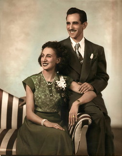Mother and Father 1948