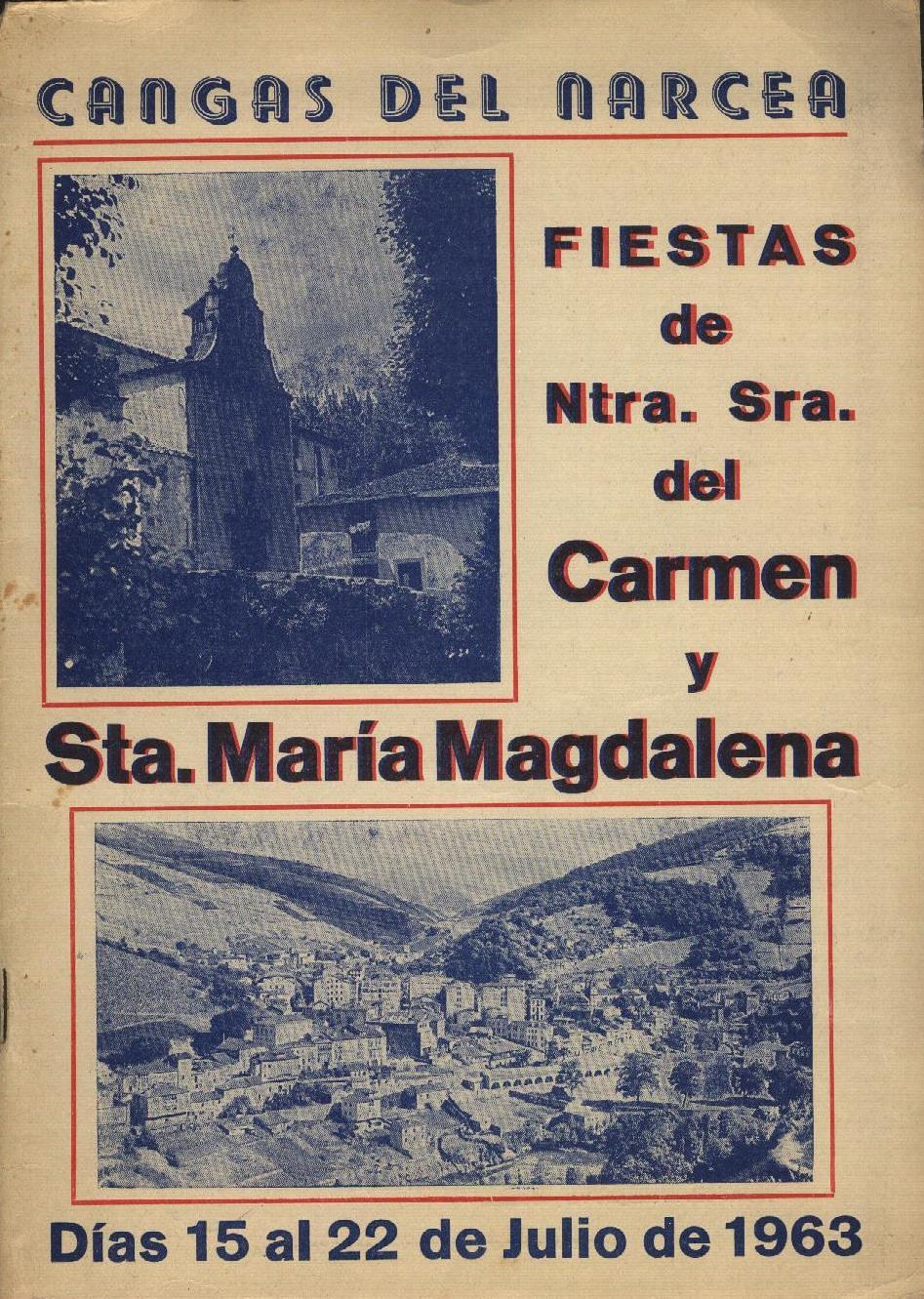 Programa 1963