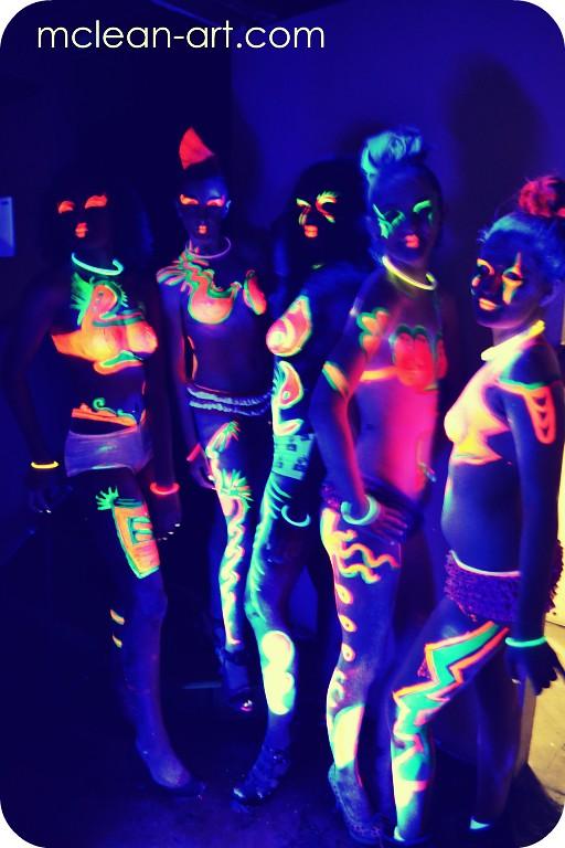Body Of Arts Glow Show