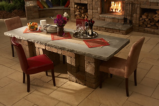 Dining Table   by Necessories-Kits