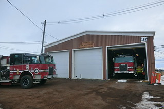 Antarctic Fire Department Engine 1 & 2 | by mcmurdotimes