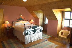 Bedroom 1 at Dunmanus House