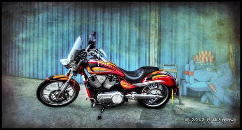 victory motorcycle d200 hdr airfest photomatix 5exp valkaria tokina1116mm skeletalmess copyrightbillstrong2012