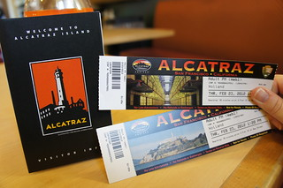 Alcatraz tickets | by tripleaxis